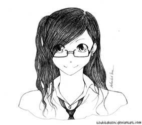 The Girl by TsukiTakashi