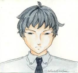 A Japanese Guy by TsukiTakashi