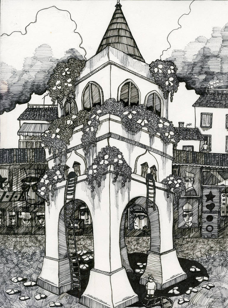 The Temple by SunnyMothman200