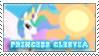Princess Celestia Stamp by SugarShiina