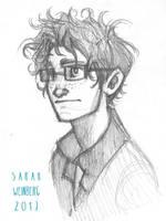 Rupert by sawebee