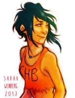 Thalia Redraw by sawebee