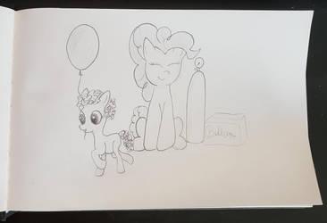 Yay, balloon by kiikrindar