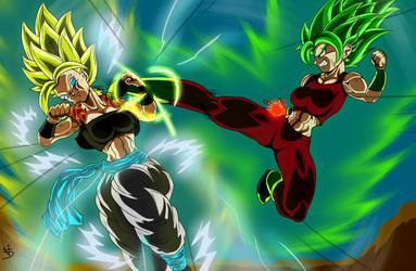 Fusion Battle! [DBS] by EL-Visskarso