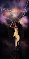 Godess by wizz-mccay