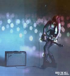Rock the hell by wizz-mccay