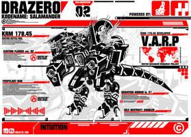DraZero: Salamander by pzUH