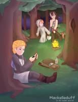 Nighttime activities by Mackelleduff