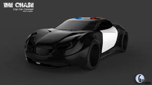The Chase:Cop Concept Revealed by talonboy3