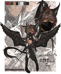 [Closed] Adoptable Auction #3 : Adonis by Satsuki98