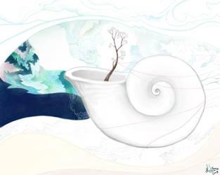 Whitami Journey - Step Two by luana