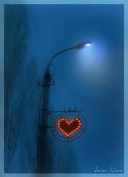 Lantern Love by luana