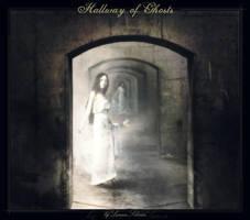 Hallway of Ghosts by luana