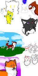 Cartoons 00 by mcalu