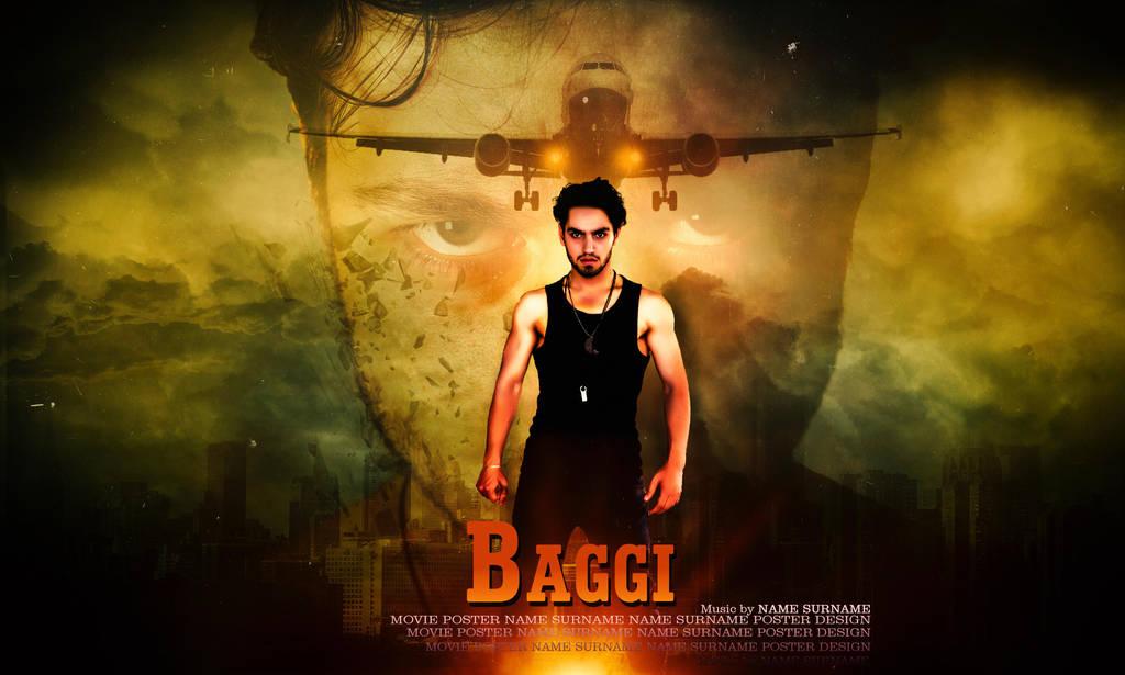 Baggi Movie Poster by Roshan3312