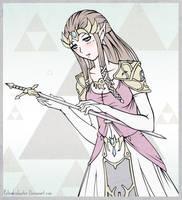 Princess Zelda by PotemkinBuster