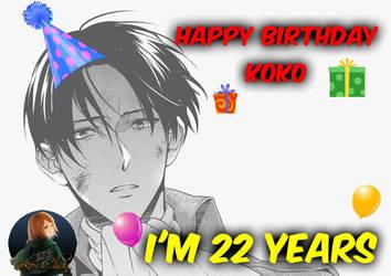 Birthday by kokochan154