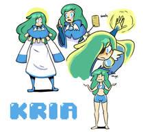 Kria by Cruxia