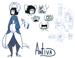Antiva by Cruxia