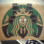 Coffee Demon by Cruxia