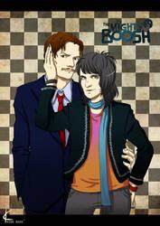 The Mighty Boosh FanArt:Wow by Shin-ichi
