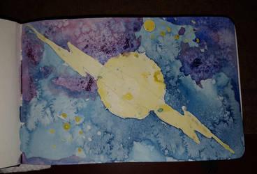 WC Moleskin planet 2 by netgoo