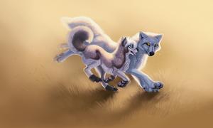 Running COLLAB by GreenEyed-Z
