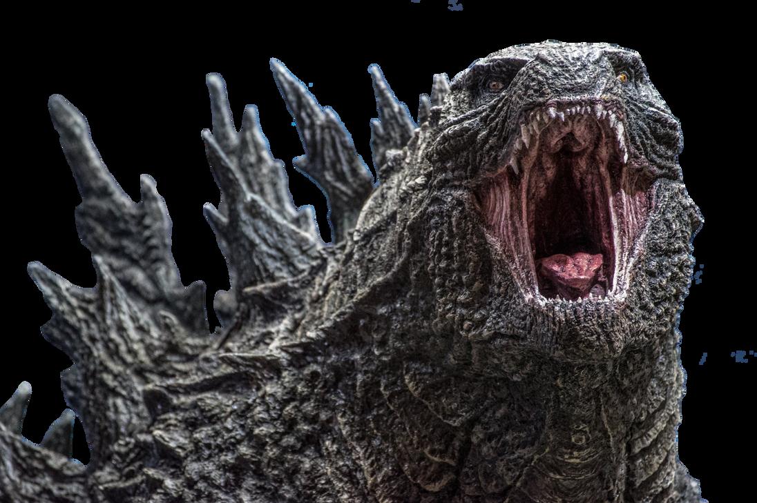 Godzilla 2019 Transpar...