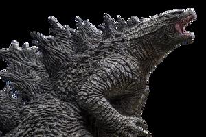 Godzilla 2019 Transparent Ver.6! by Jacksondeans