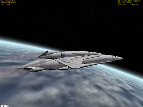 Orion Flight - Stratosphere 1 by FleetAdmiralLugia