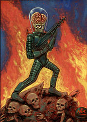 Mars Attacks! by NIK-Nick