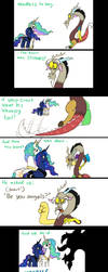 TeNEIGHcious D...A Tribute by Mickeymonster