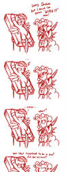 Cupcakes: Alternate Ending by Mickeymonster