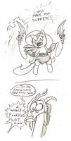 FlutterKratos by Mickeymonster