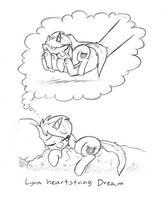 Lyra Heartstring Dreamin' by Mickeymonster