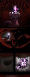 Discord's Pony Hunt by Mickeymonster