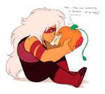 Happy Jasper by Mickeymonster