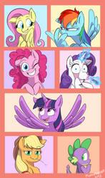 Poniess 2018 by Mickeymonster