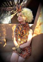Effie Trinket by morisa9