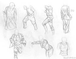 clothing study 4 by RavenDANIELS