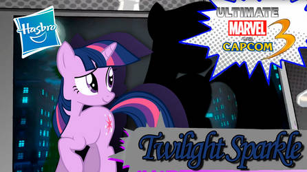 Twilight Sparkle in Ultimate Marvel Versus Capcom by FanatSors