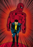 Amazing Spider-man #50 (in my style) by LoTexArt