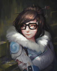 Mei by letrongdao