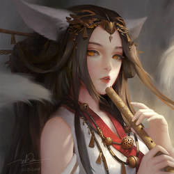 Gumiho by letrongdao