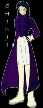 Shinji - The Politician by reenas-as