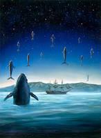 Strange Seas by Stungeon