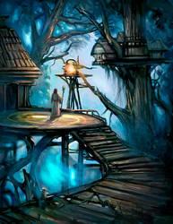 Light of Demalcrea by Stungeon