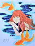 Pisces by JingTingWei