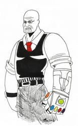 MR. T. HANOS by Tboniuss413
