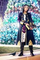 Robin Cosplay 001 by Akita48